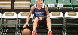 What in the world is going on with Delonte West?