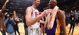 Gasol honors ex-mate Bryant, before Bulls hammer Lakers