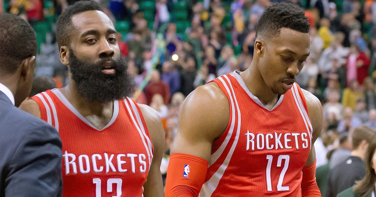 9dffbc4672ee Dwight Howard   I have no hate in my blood  for James Harden
