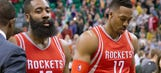 Harden scores 42, Terry nails key 3, and Rockets still fall to Jazz