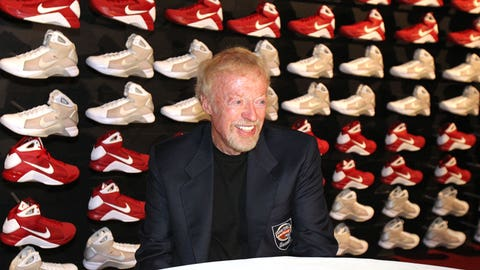 Stanford: Phil Knight (founder of Nike)