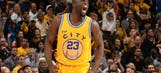 Draymond Green has his Chef Curry moment while Steph sits out