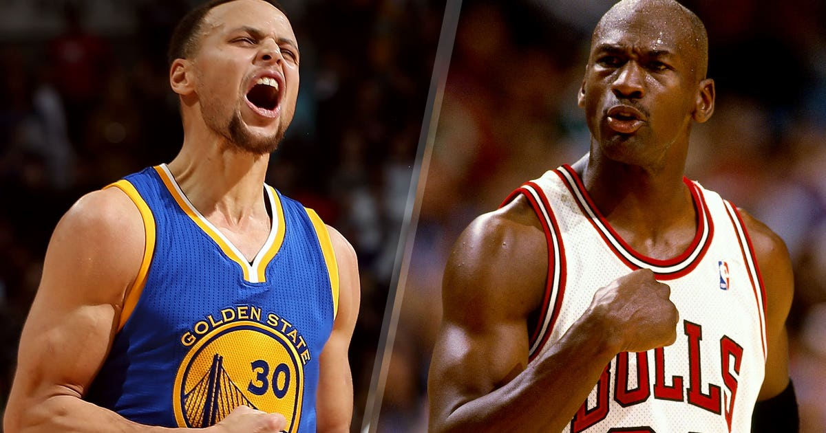cc83c18637b Steph Curry only needed 2 years to top Michael Jordan's career mark   FOX  Sports