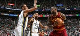 Cavs continue inconsistent play, fall to shorthanded Jazz