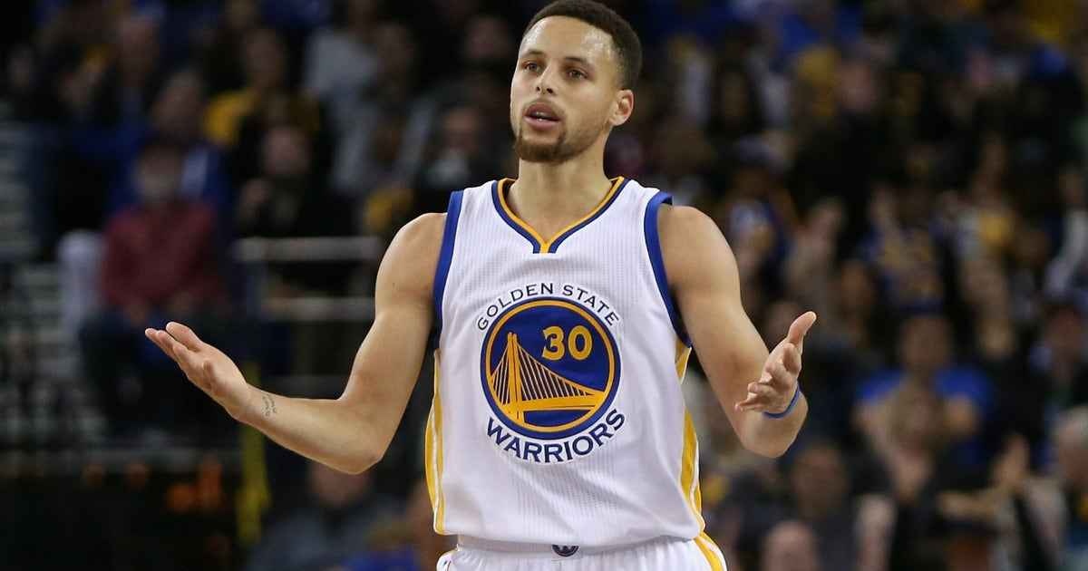 Stephen Curry Just Finished The Greatest Individual