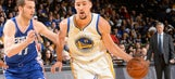 Klay Thompson goes for 40, Draymond Green gets triple-double as Warriors roll