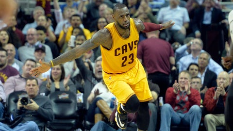 Cleveland Cavaliers: Shocking the world yet again