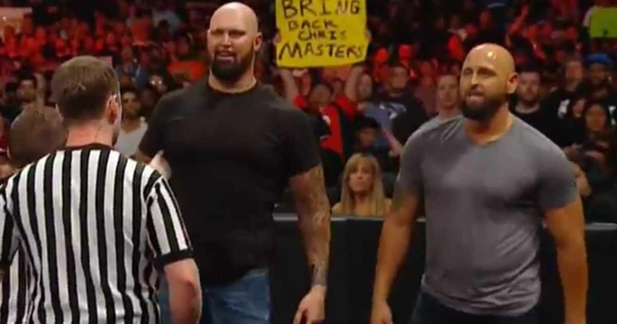 Bullet Club Makes Surprise WWE Debut On Monday Night Raw
