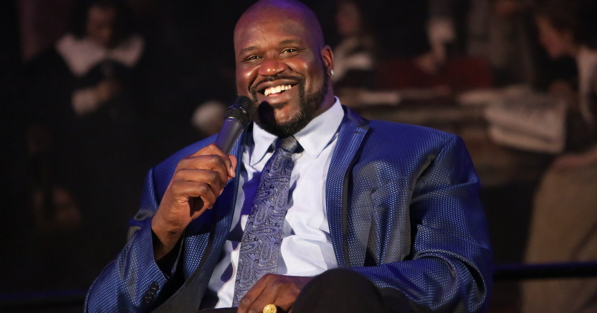 68bbe486a9d Watch Shaquille O Neal perform  Maniac  on an upcoming episode of  Lip Sync  Battle