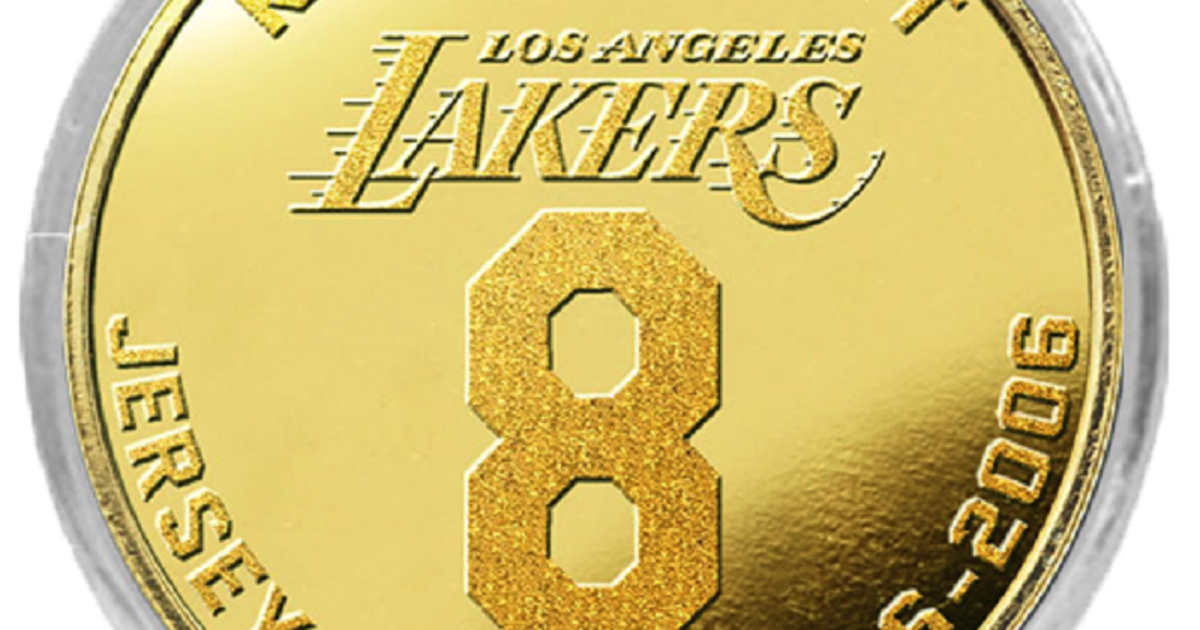 The Lakers Sold A Record Breaking Amount Of Kobe