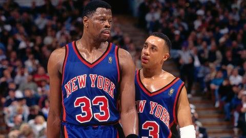 New York Knicks: Patrick Ewing