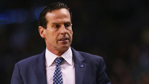 Kenny Atkinson, Brooklyn Nets: Incomplete