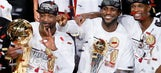LeBron James' 14 best teammates in 14 seasons, ranked