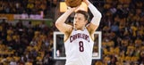 Why fans love and hate Matthew Dellavedova summarized in one video