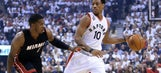 Raptors hold off Heat in OT despite their stars continuing to struggle