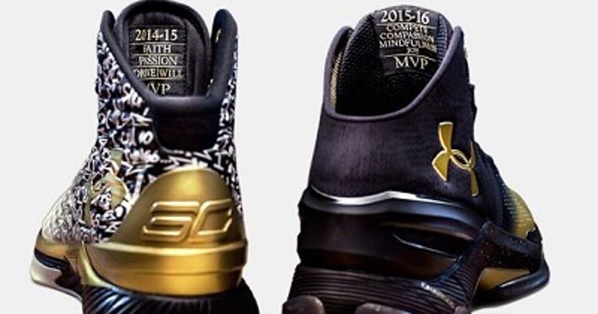 Stephen Curry's $400 MVP sneakers are already sold out ...