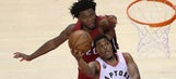 Raptors roll past Heat in Game 7, advance to face Cavs