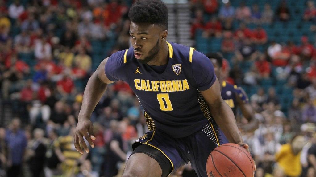 super popular 56be2 f91a2 NBA mock draft: California's Jaylen Brown to Suns at No. 4 ...
