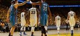 Much-maligned Thunder silence the haters with Game 1 upset of Warriors