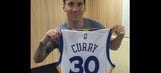 Lionel Messi discusses what makes him similar to Steph Curry