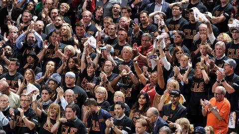 WINNER: NBA fans in general