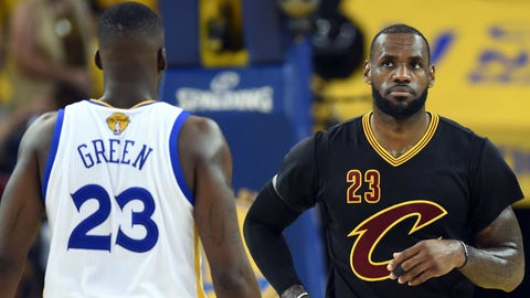 LeBron probably wouldn't be that great, but who would be?