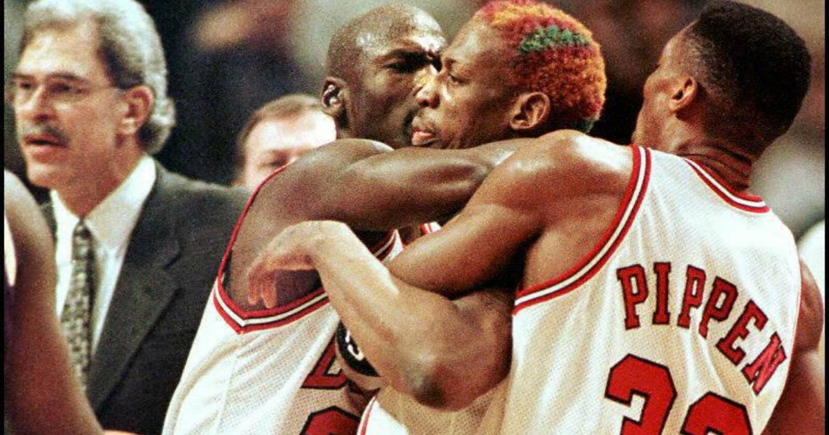 Dennis Rodman Became The Steal Of The 86 Nba Draft Thanks