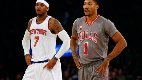 Celtics at Knicks, noon ET