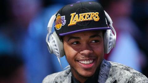 28. Los Angeles Lakers
