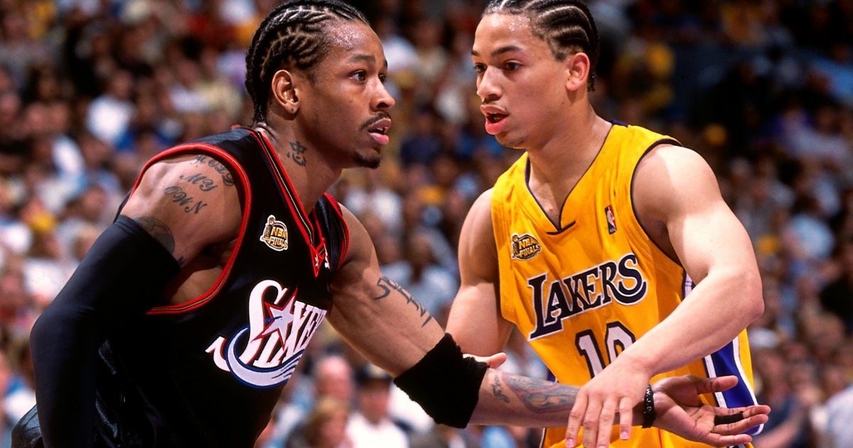15 Years Ago Allen Iverson Took Tyronn Lue S Soul With
