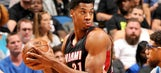 Hassan Whiteside announces he will re-sign with the Heat
