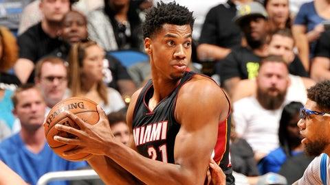 Miami Heat (23): 3-8