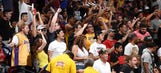Lakers fans lost their minds over D'Angelo Russell's summer league game winner