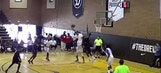 Watch: Here is the most brutal poster dunk you might ever see