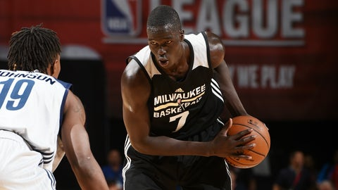 Thon Maker, C, Milwaukee Bucks