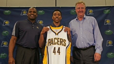 7. Indiana Pacers