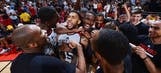 Chicago Bulls rookie Denzel Valentine wins NBA Summer League at buzzer
