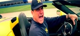 Michigan head coach Jim Harbaugh featured in new rap video 'Who's Got It Better Than Us'