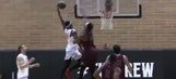 Andre Drummond gets posterized twice during Drew League game