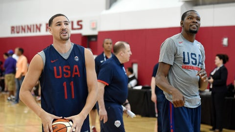 Team USA loves 3s, but not as much as you might think