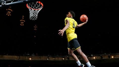SG: Malik Monk (entering his freshman year at Kentucky)