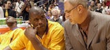 Phil Jackson shares the motivational trick that helped Shaq win MVP