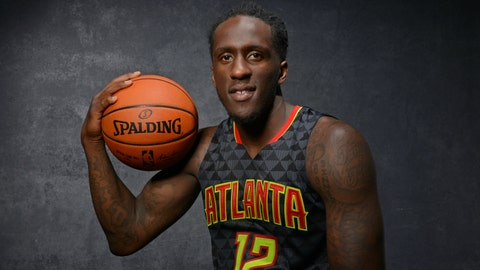 Taurean Prince, SF, Atlanta Hawks (9)