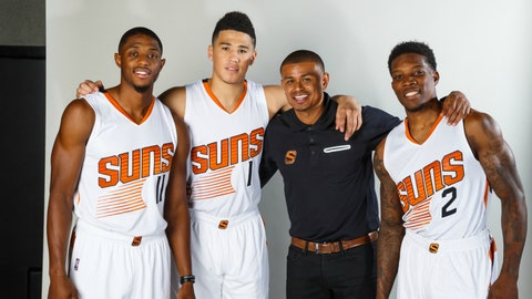 Phoenix Suns: No one else gets hurt