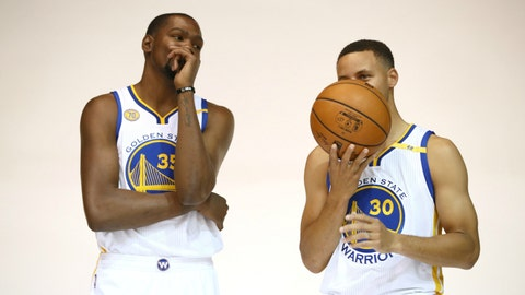 Golden State Warriors: Crushing LeBron James' soul