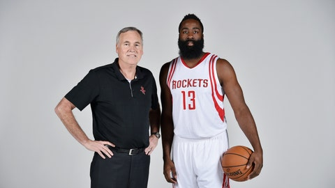 James Harden, G, Houston Rockets