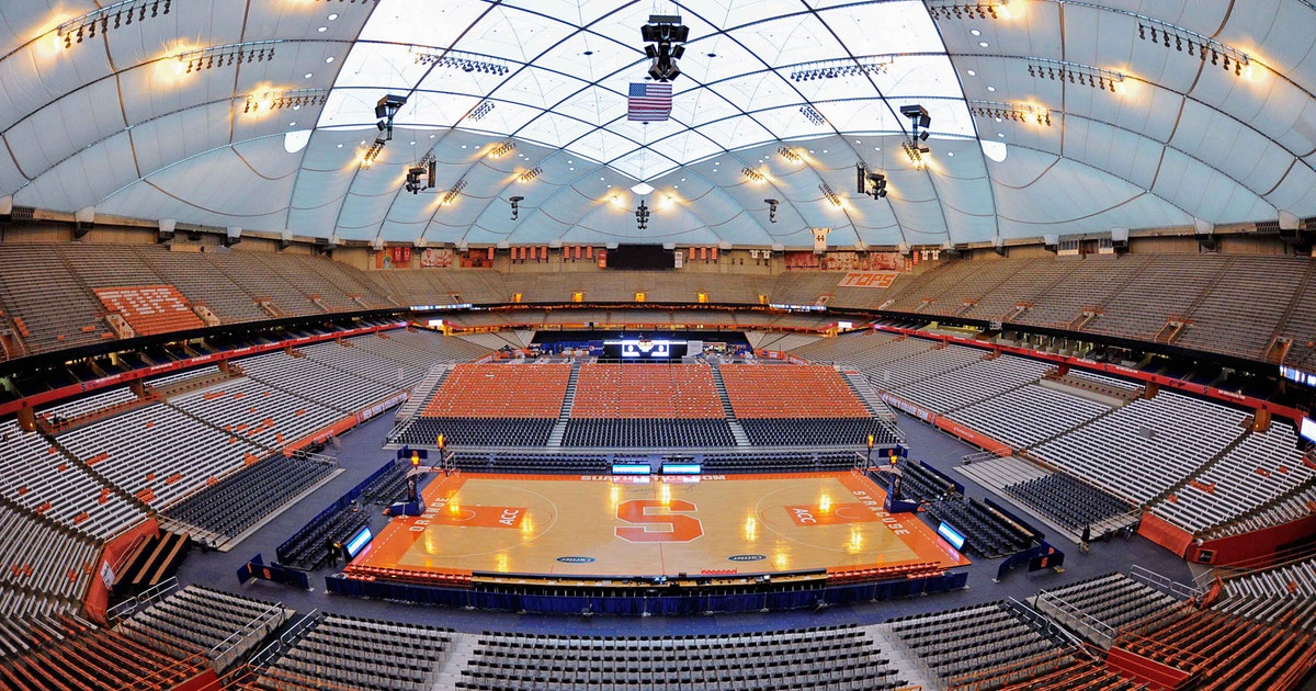 Syracuse University Wants Retractable Roof Stadium To