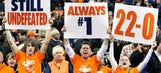 NCAA basketball power rankings: Orange rush