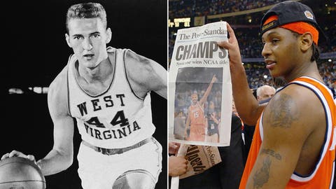 Men of March: The 10 best NCAA tournament performances