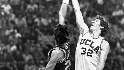 Bill Walton, 1973 vs. Memphis